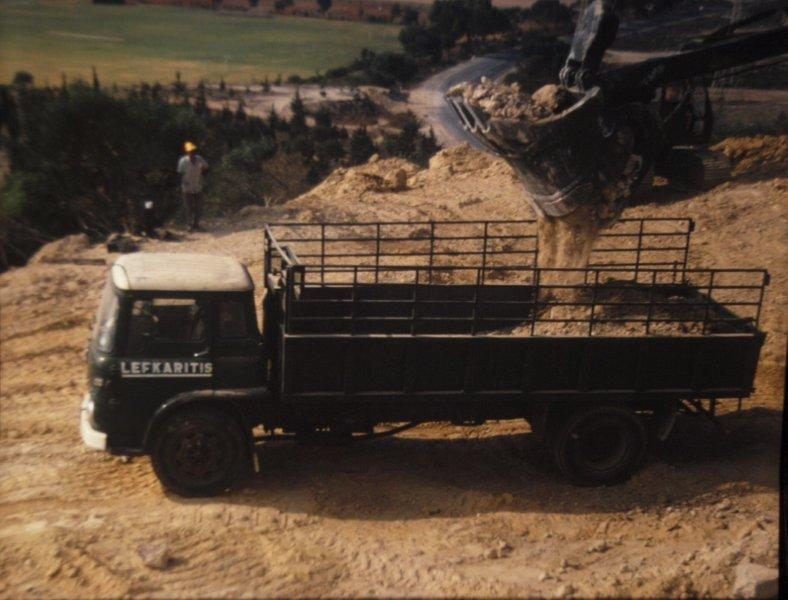 Loading tipper